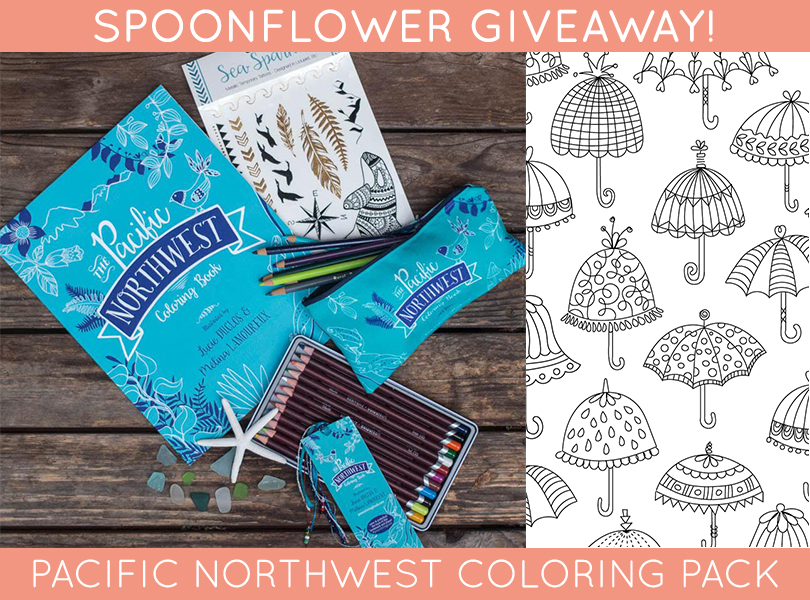 Spoonflower Giveaway header